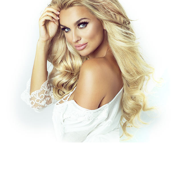 cold fusion hair extensions blonde